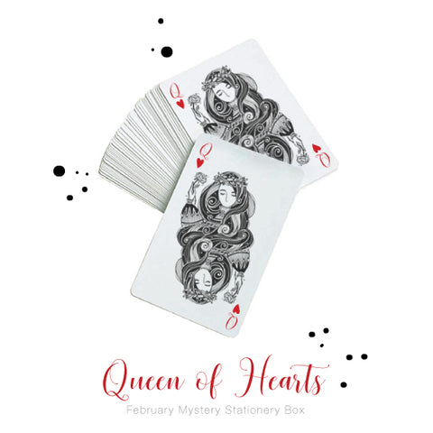 Queen of Hearts (February Box)