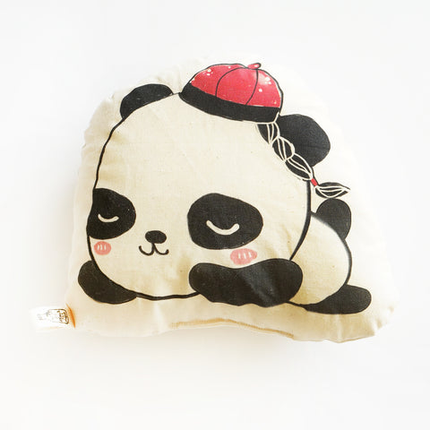 Hongie, the Panda Plush