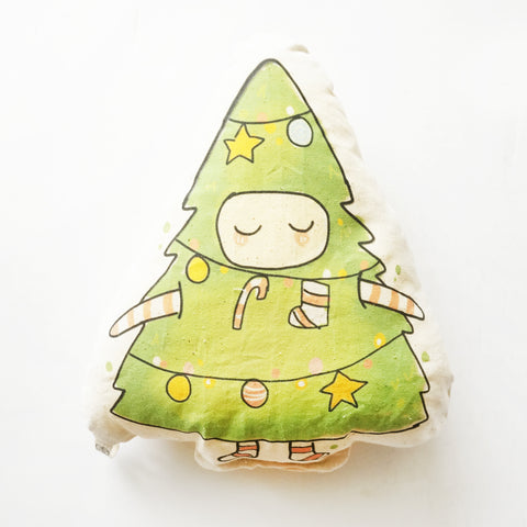 Christmas Tree Elf (Plush toy)