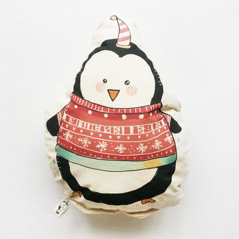 Christmas Penguin (Plush toy)