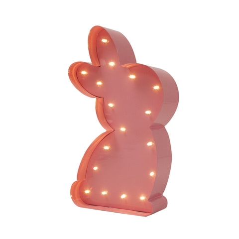 Conejito decorativo lámpara led - Decoración infantil - Viniloestil