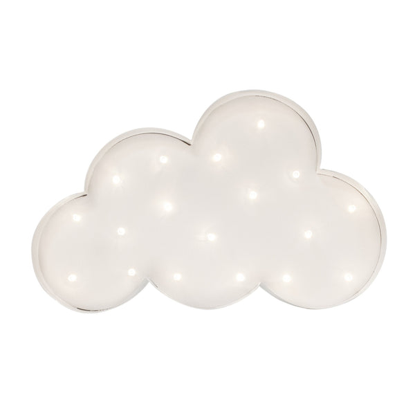 Nube decorativa led - Lámparas y decoración infantil - Viniloestil
