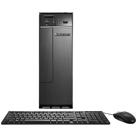 Lenovo H30 Desktop PC, Intel Core i7, 8GB RAM, 1TB, Black