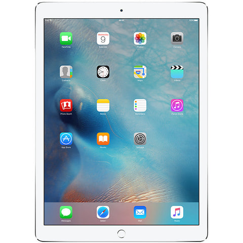 "New Apple iPad Pro, Apple A9X, iOS 9, 12.9"", Wi-Fi, 128GB, Silver"