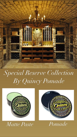 Introduction to The Quincy Special Reserve Collection