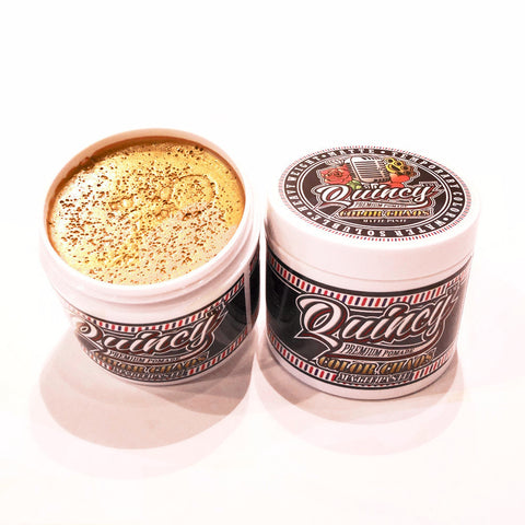 QUINCY COLOR CHAOS MATTE PASTE - GOLD 113G
