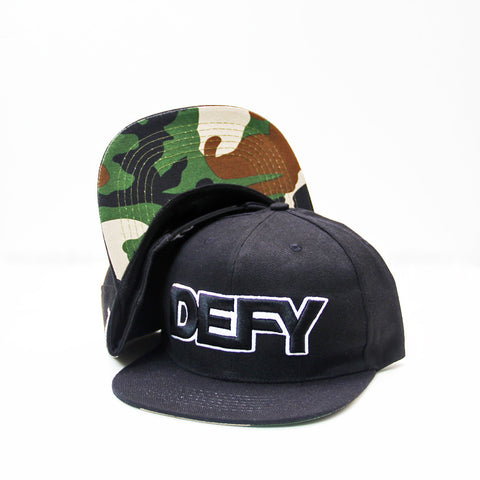 SNAPBACK IN SHADOW CAMO