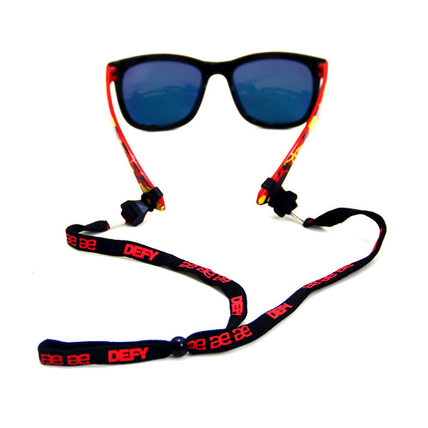 DEFY EMPIRE SUNGLASS FACE MASK STRAP LANYARD RETAINER