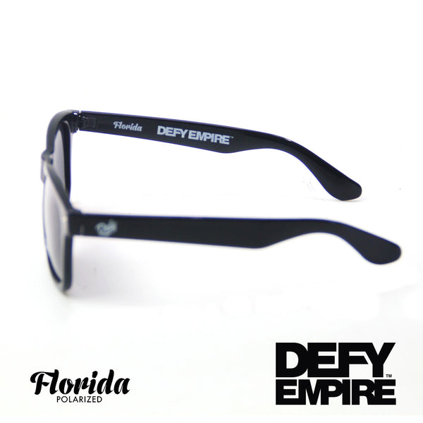 FLORIDA - GLOSS BLACK / GREY POLARIZED