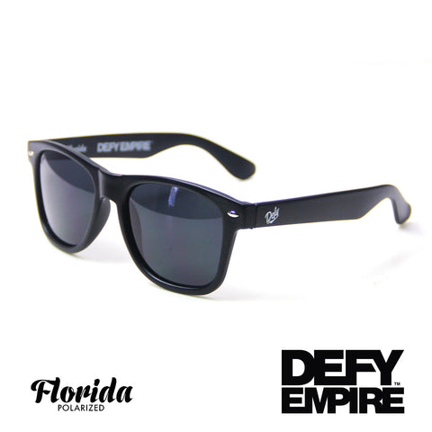 FLORIDA - MATTE BLACK / GREY POLARIZED