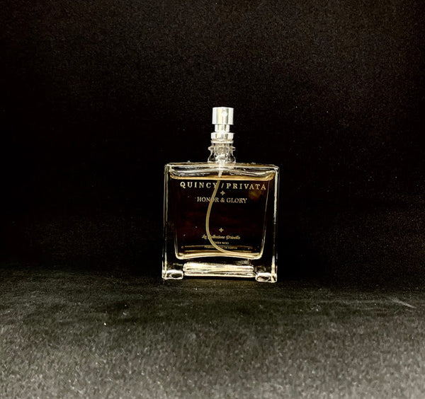 "QUINCY / PRIVATA ""HONOR & GLORY""  EAU DE PARFUM EDP 5ml FOR SAMPLER DECANT"