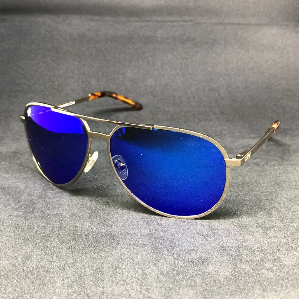 CHICAGO - GOLD / BLUE MIRROR POLARIZED SPECIAL EDITION