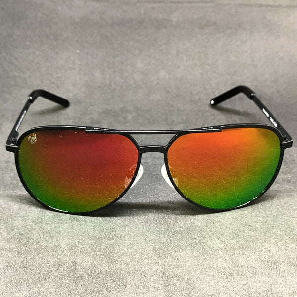 CHICAGO - GLOSS BLACK / MAGENTA MIRROR POLARIZED SPECIAL EDITION