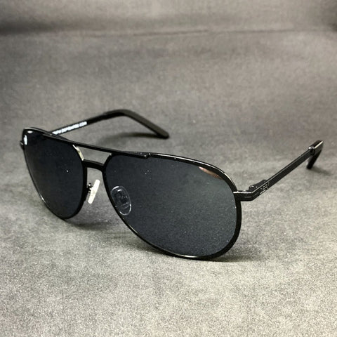 CHICAGO - GLOSS BLACK / SILVER MIRROR POLARIZED SPECIAL EDITION