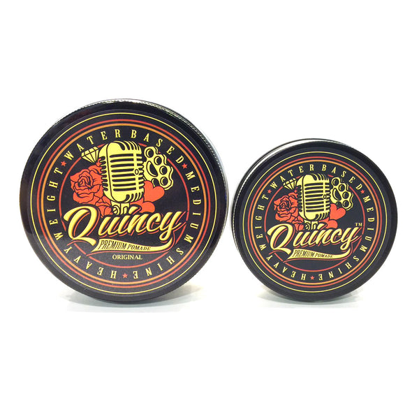 QUINCY PREMIUM POMADE ORIGINAL 250ML ARGAN