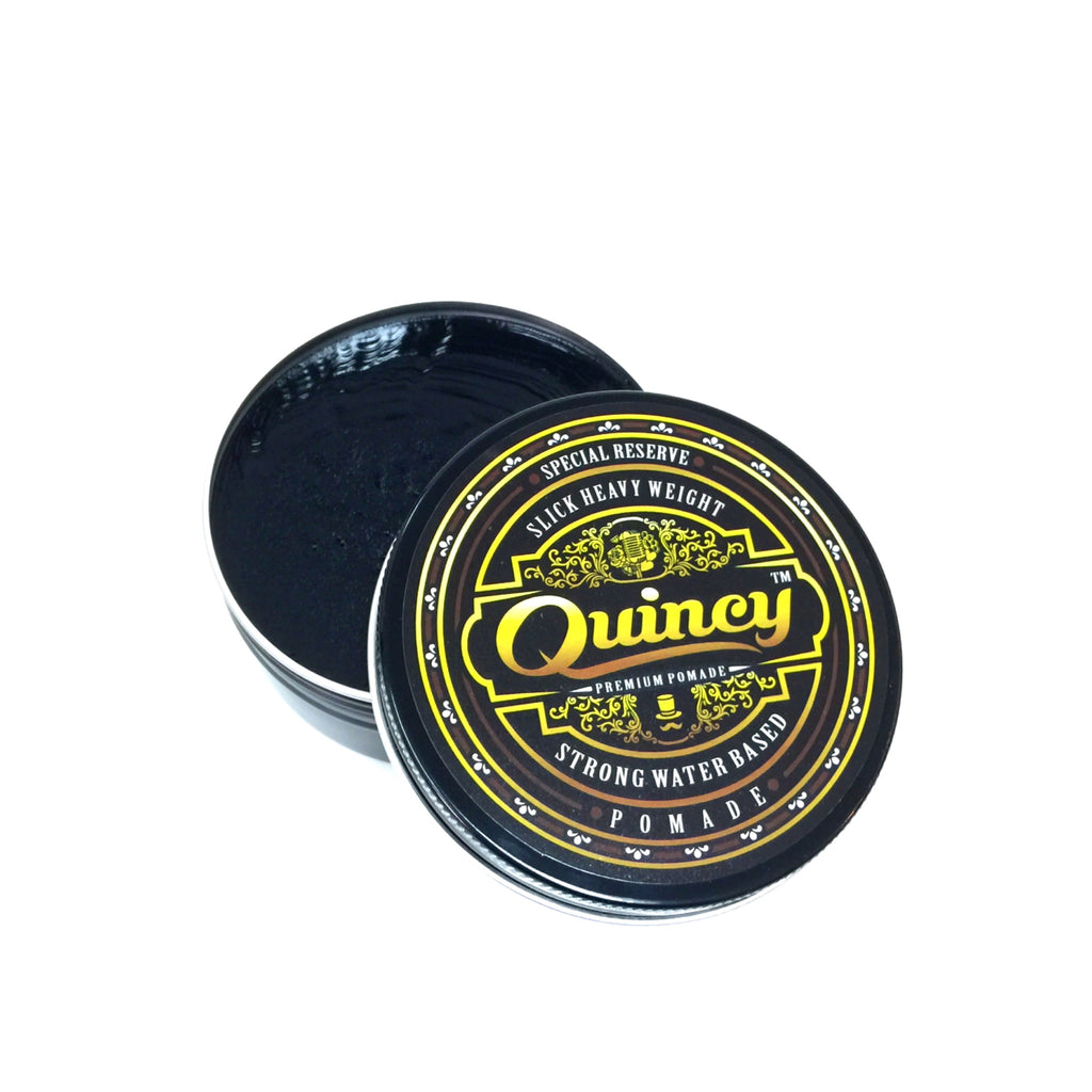 QUINCY PREMIUM POMADE -  SPECIAL RESERVE POMADE ONLINE EXCLUSIVE JOJOBA OIL