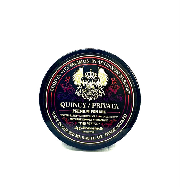 "QUINCY / PRIVATA - ""THE VIKING"" LIMITED EDITION POMADE  250ML"