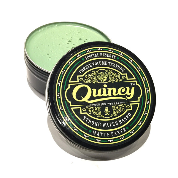 QUINCY SPECIAL RESERVE MATTE PASTE 150ML LIMITED EDITION ONLINE EXCLUSIVE