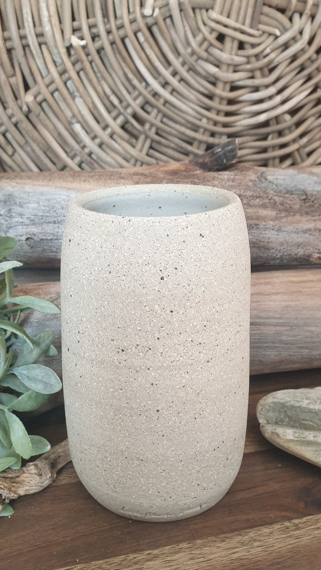 Tall 'Foreshore' Vase