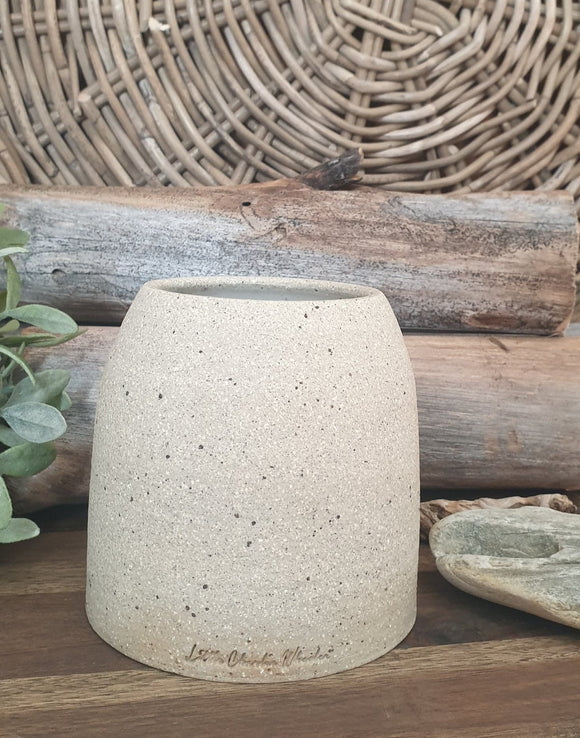 Tapered 'Foreshore' Vase