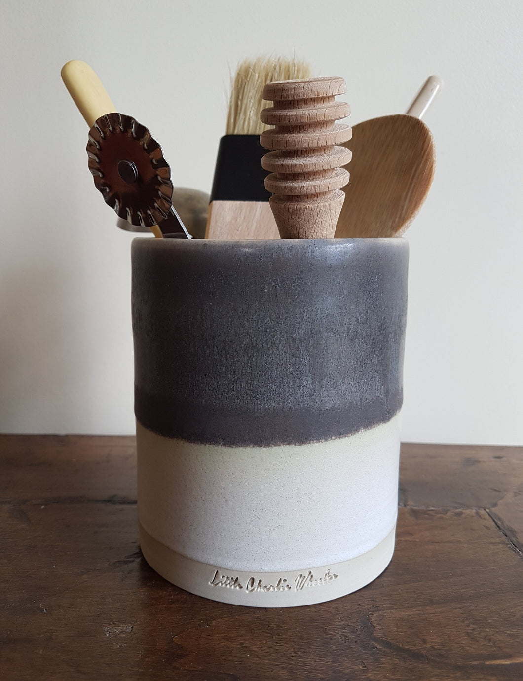 Utensil Holder - Multi-toned