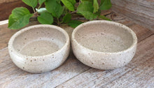 Load image into Gallery viewer, Rustic Stoneware Condiment Bowls