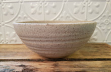 Load image into Gallery viewer, 'Chalk' Carved Bowl