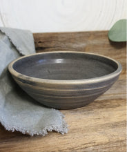Load image into Gallery viewer, Basalt Ribbed Mini Bowl