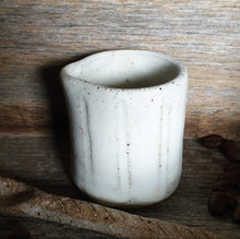 Load image into Gallery viewer, Carved Mini Jug/Pourer