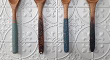 Load image into Gallery viewer, Upcycled Wooden Spoons