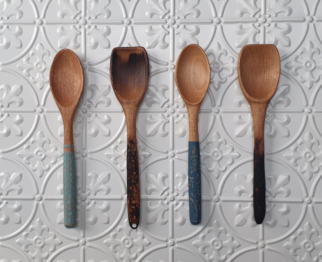 Upcycled Wooden Spoons