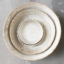 Load image into Gallery viewer, 'Chalk' Bowl - Speckled Clay
