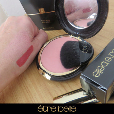 Opiniones de maquillaje:  Colorete Dream Blush y Barra de labios Lip Twist