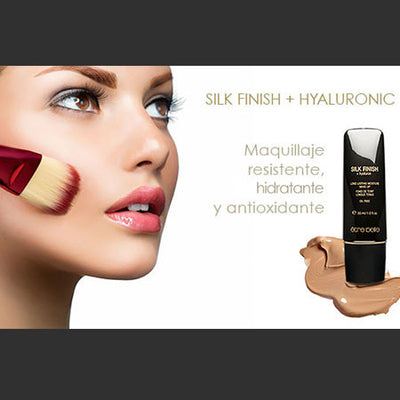 Silk Finish Make Up