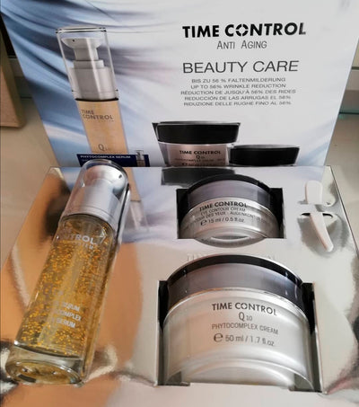 Opiniones Set Facial Antiedad Time Control
