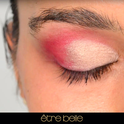 Vídeo-truco sombra de ojos con colorete bubble