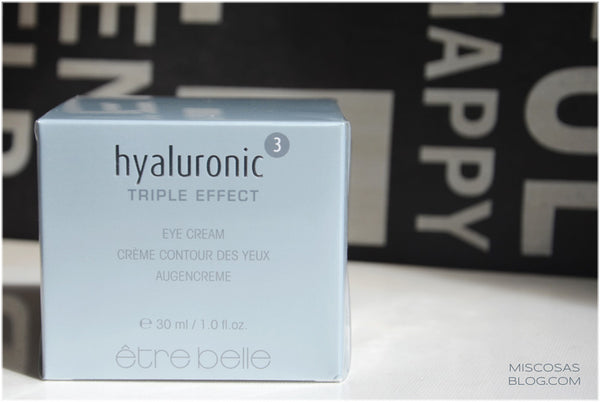 Hyaluronic 3D Eye Cream