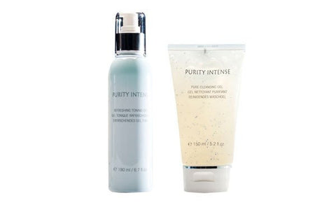 pack de limpieza de purity intense