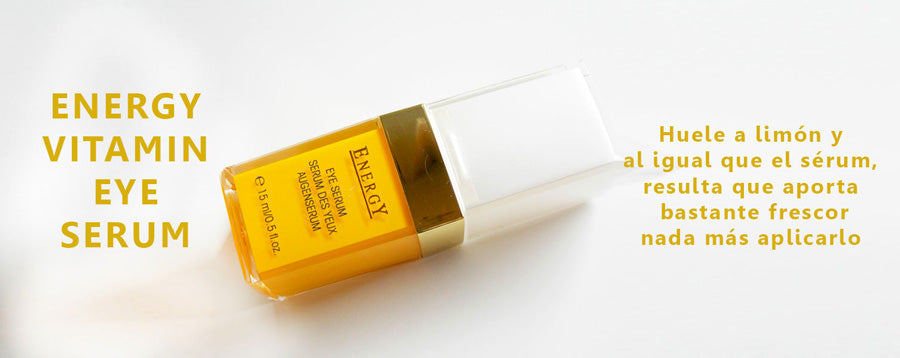 Energy Vitamin Eye Serum
