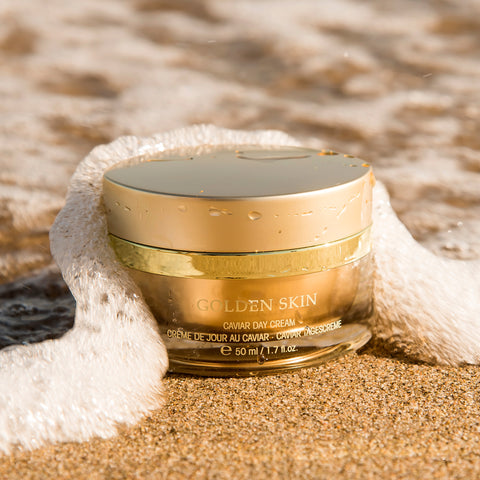 Golden Skin Day Cream