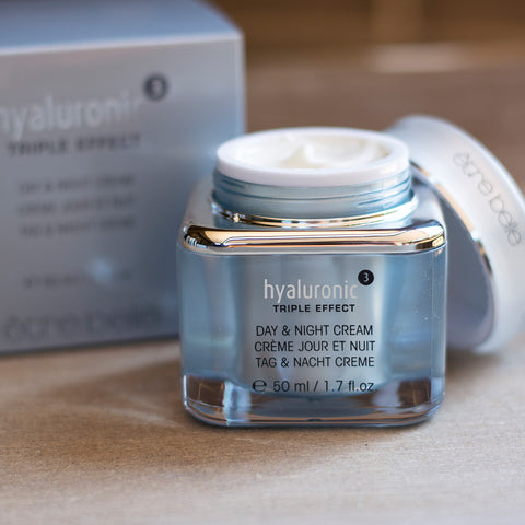 Hyaluronic 3D Day & Night Cream