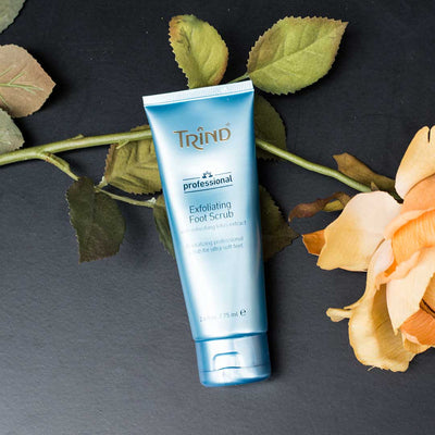 Trind Professional Exfoliating Foot Scrub