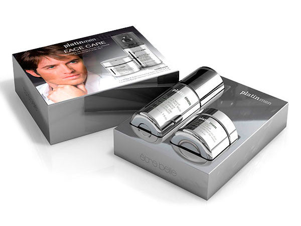 Platinmen Face Care Set