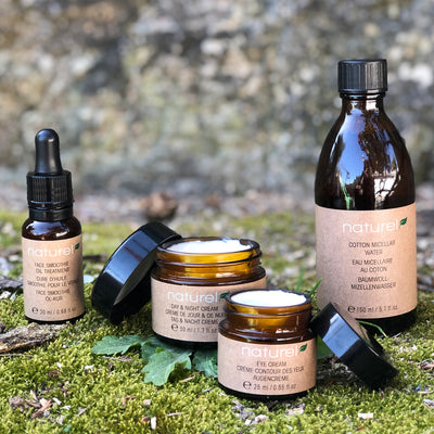 Natural Face Care Set