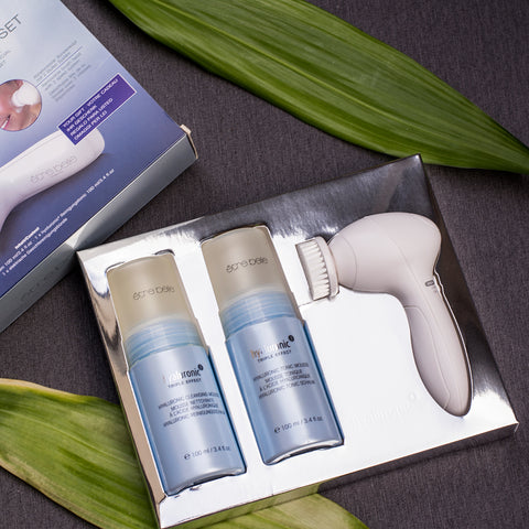 Hyaluronic 3D Cleansing Set