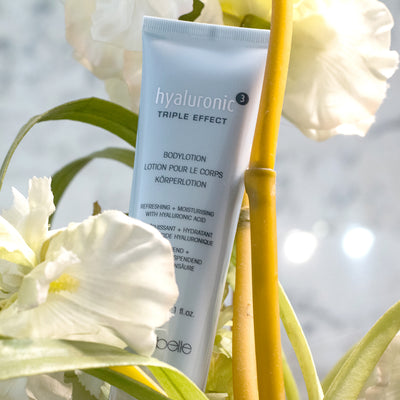 Body Lotion Hyaluronic 3D
