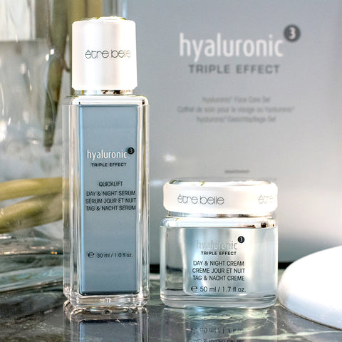 Hyaluronic 3D Face Care Set