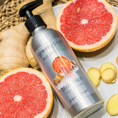 Body Lotion pomelo y jengibre