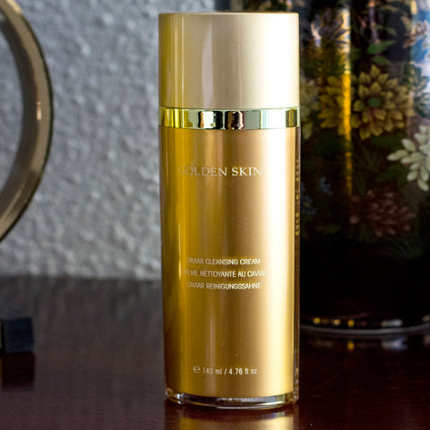 Golden Skin Cleansing Cream