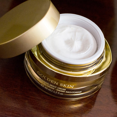 Golden Skin Night Cream